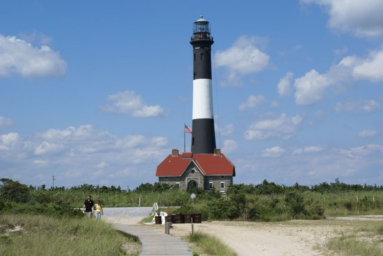 SONY DSC | Robert Moses Lighthouse 1024