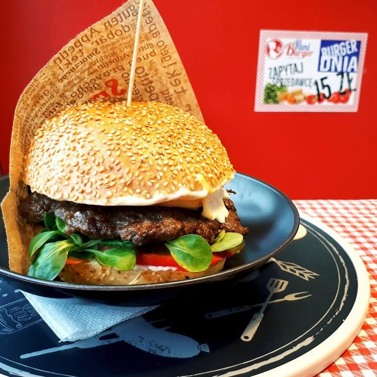Delicious burgers at Pani Burger z Dostawą | © Pani Burger z Dostawą