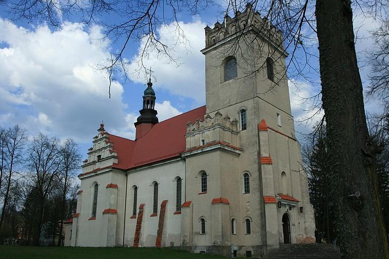 St. Theresa's Church, Białowieża | © Michal Gorski / WikiCommons