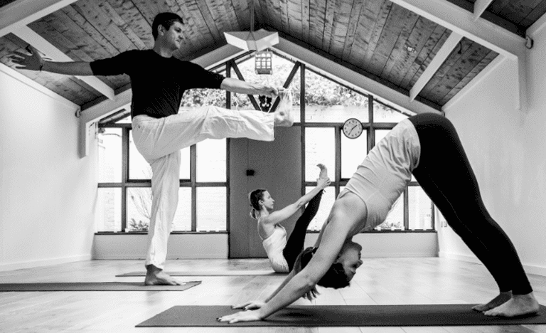 Battersea Yoga's specialists include energy healers and reflexologists