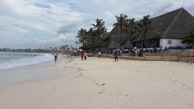 Bustling Coco Beach