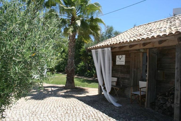Cozy cabana in Luz