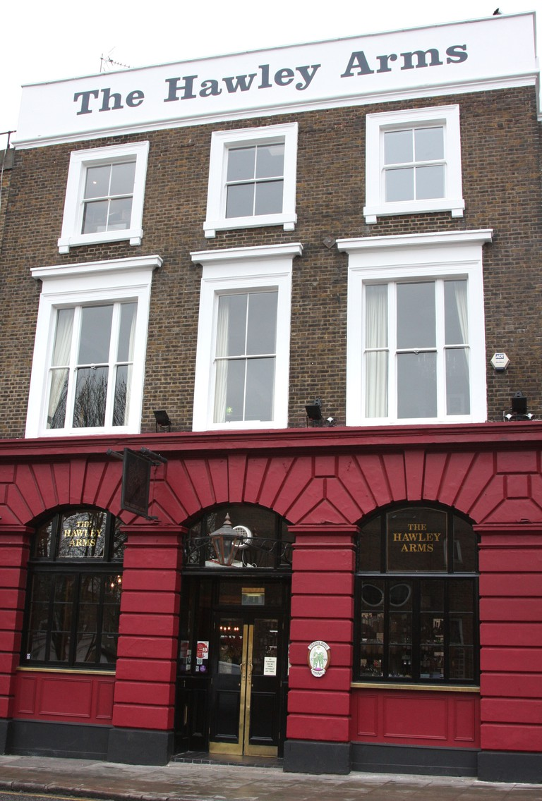 The Hawley Arms, Camden, London