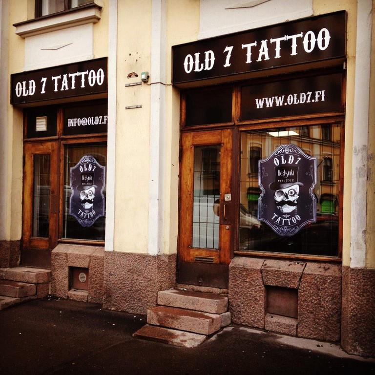 Helsinki Tattoo Shops