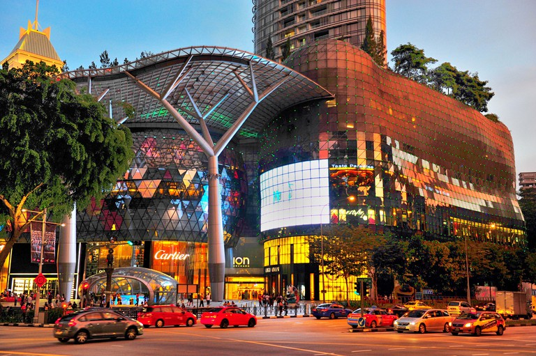 Singapore Orchard Road