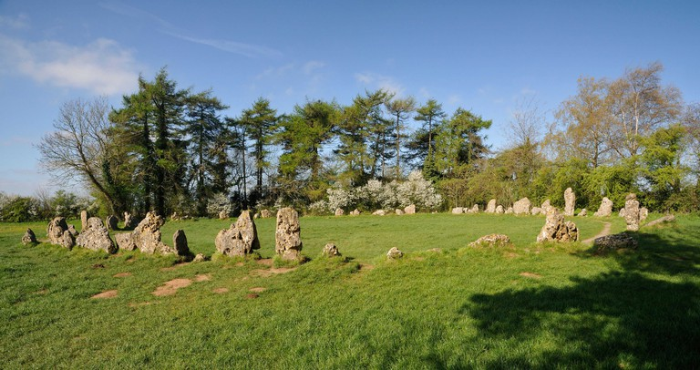 The King's Men, Rollright Stones