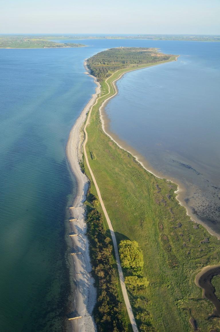Enebærodde_beaches_Fyn_Island
