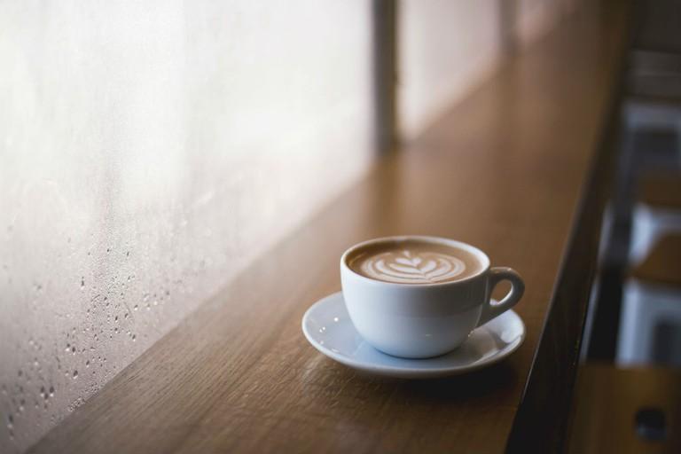 Williams & Johnson Coffee Co. is a micro-roastery in Edinburgh