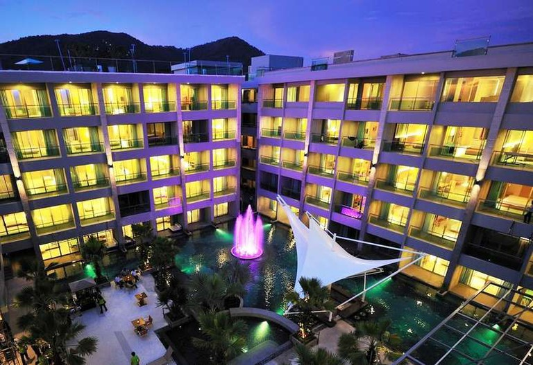 The Kee Sky Lounge in Phuket