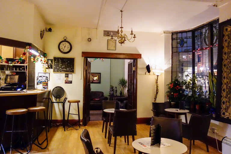 The India Club on the Strand is a great place to fill up on tasty and affordable South Indian fare
