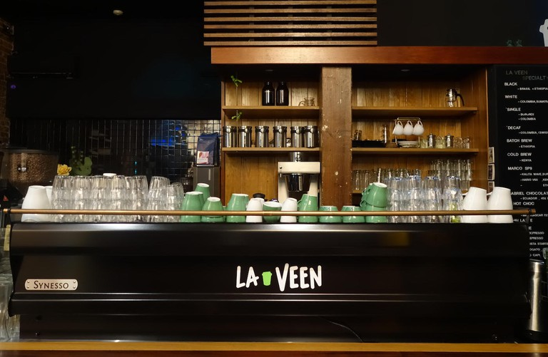 La Veen coffee machine © La Veen