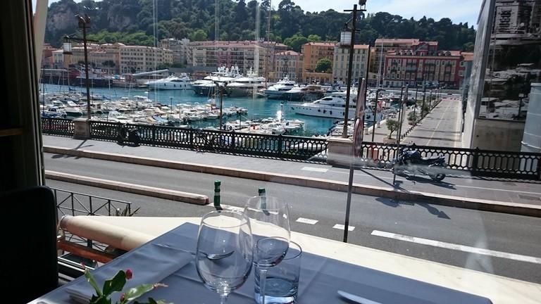 A harbour view at La Vigna |© Courtesy of La Vigna
