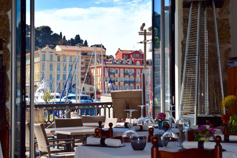 The view from Le Marlin |© Courtesy of Le Marlin