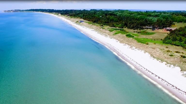 ristinge_beach_Fyn_island