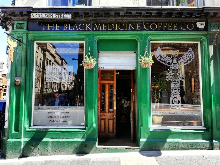 Black Medicine Coffee Co