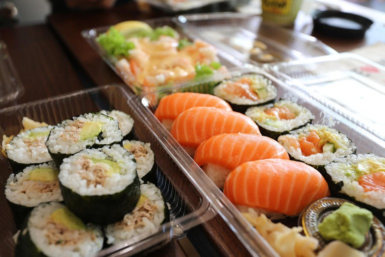 Sushi © Gordon Cheung / Flickr