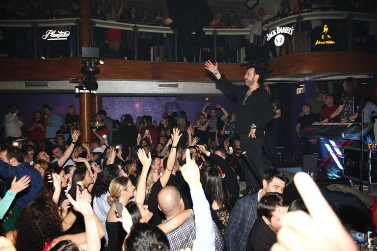 The Trocadero is one of Budva's most popular nightclubs
