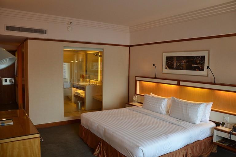Pan Pacific room