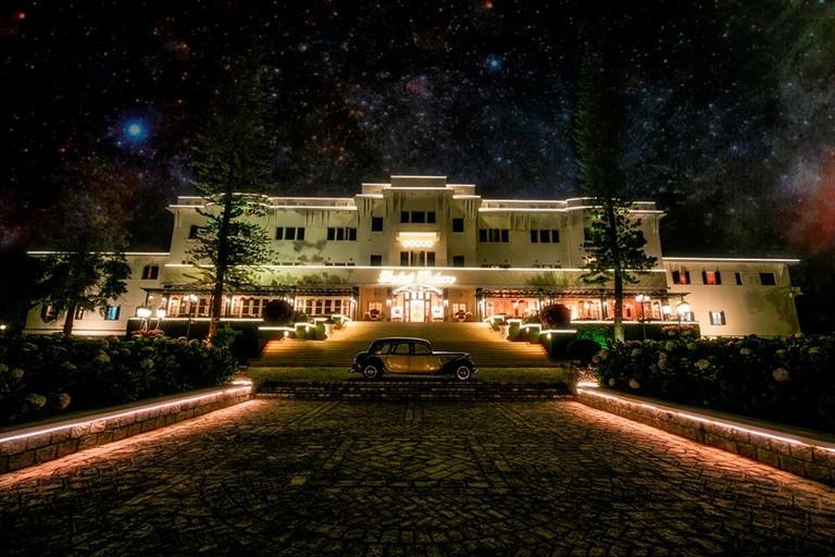The Dalat Palace Hotel