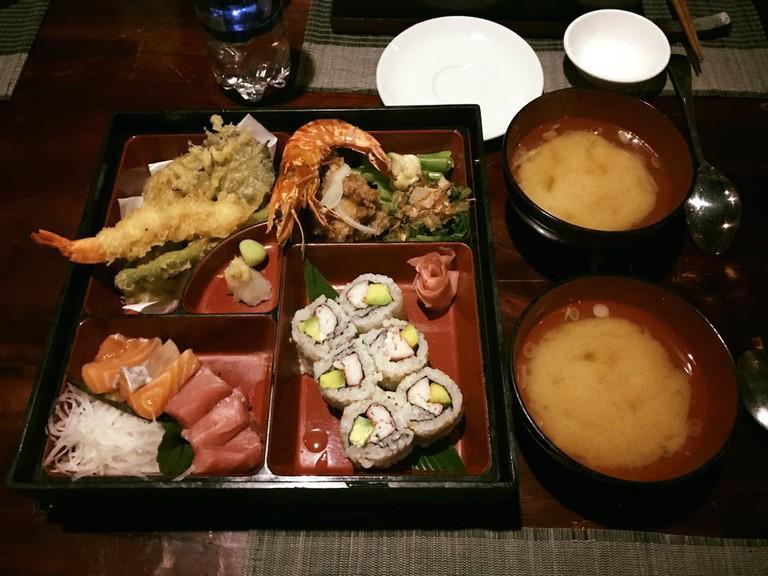 International dining options in Dalat are rare