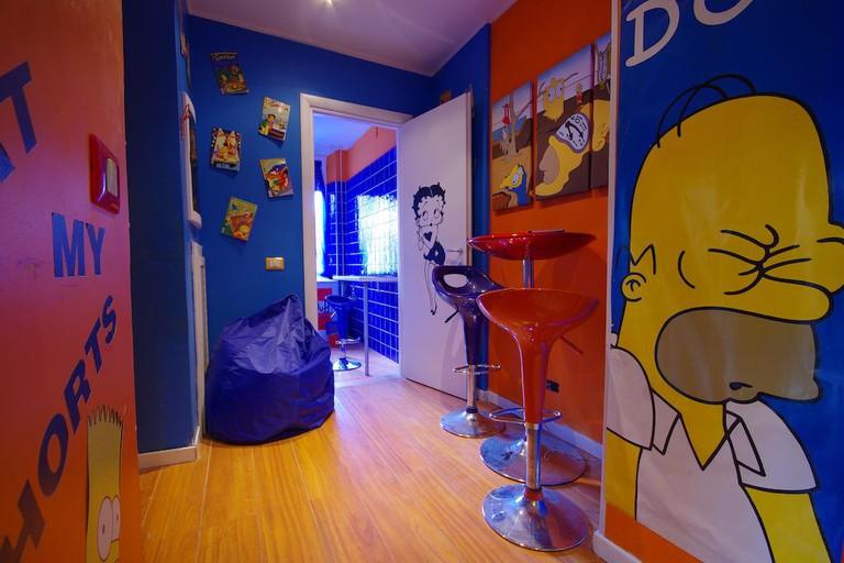 Comics Guesthouse