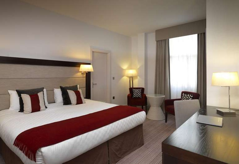 Double room at Thistle Holborn
