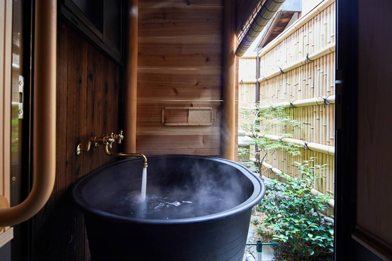 It's easy to embrace the traditional side of Japan at CHANOMI