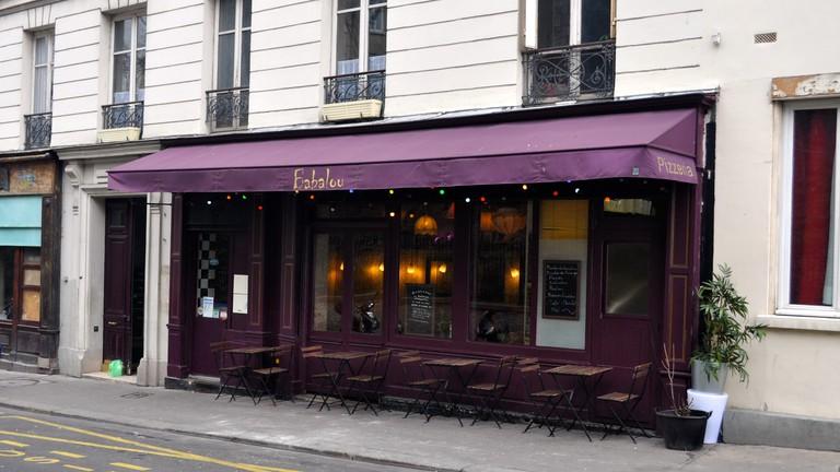 Le Babalou, Rue Lamarck, Montmartre, Paris