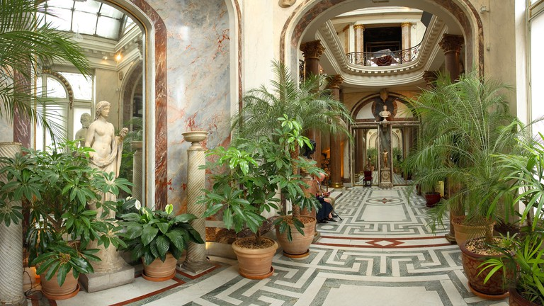 The Musée Jacquemart-André was once the home of eminent art collectors