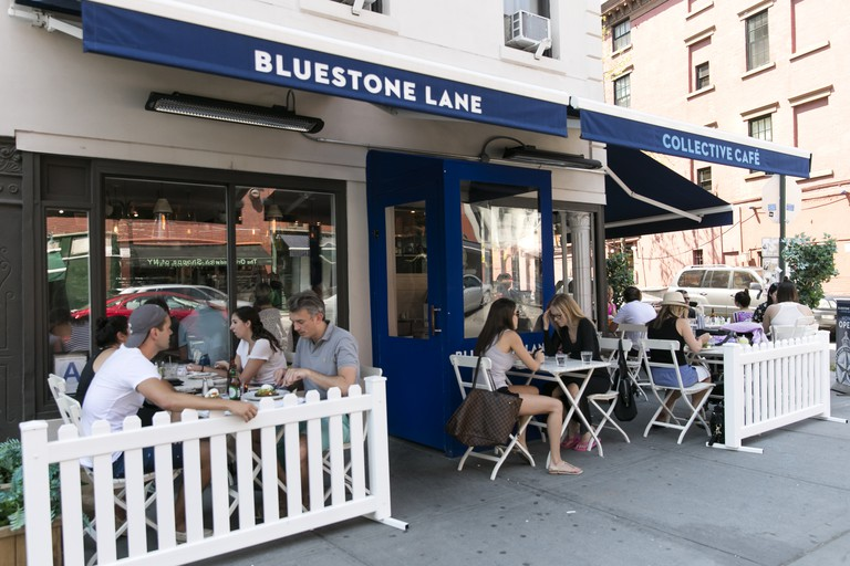 Bluestone Lane serves Australian food and drink