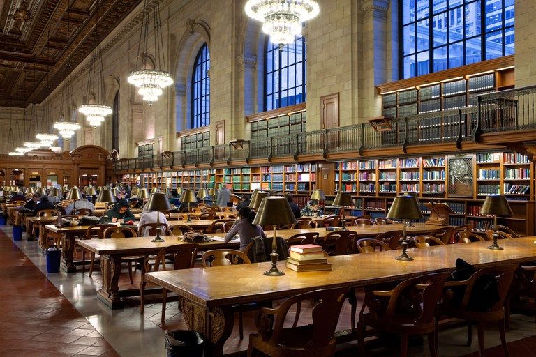 New York Public Library, Manhattan, New York City