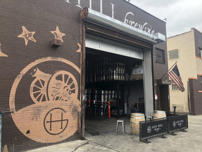 Gun Hill Brewing Company uses unusual ingredients in its brews