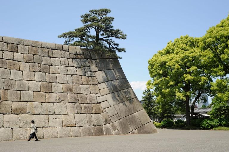 Imperial Palace Garden, Tokyo, Japan