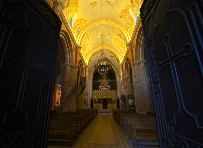 St George Greek Orthodox Cathedral is the oldest cathedral in Beirut