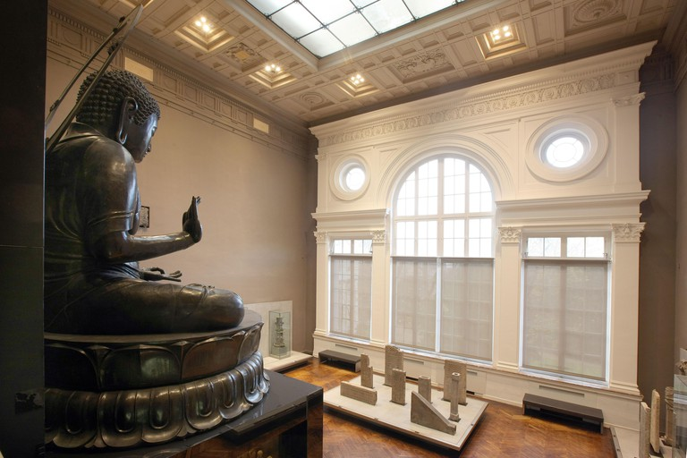 The Musée Cernuschi houses around 12,000 items