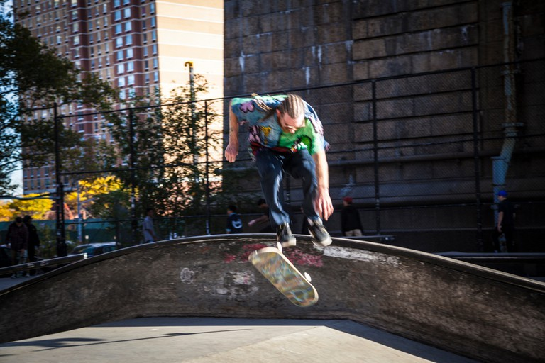 LES Skatepark, New York