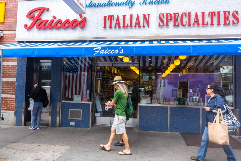 Faicco's Italian Specialties on Bleecker Street