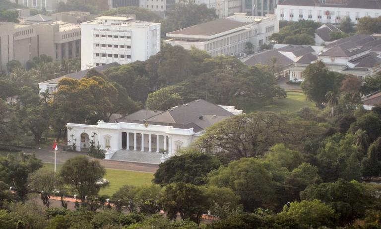 Merdeka Palace, Jakarta, Indonesia