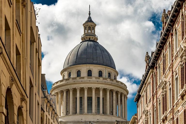 Panthéon, Paris, France.