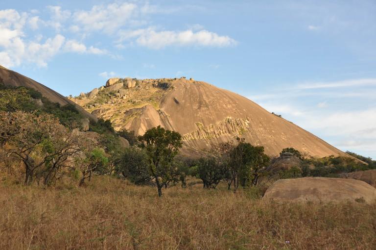 Execution Rock, Swaziland