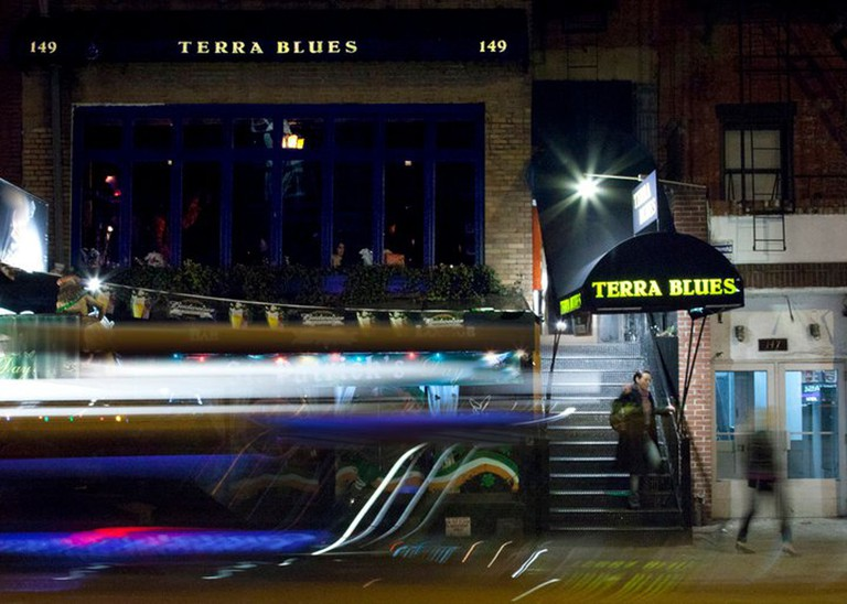 Terra Blues hosts live music every night