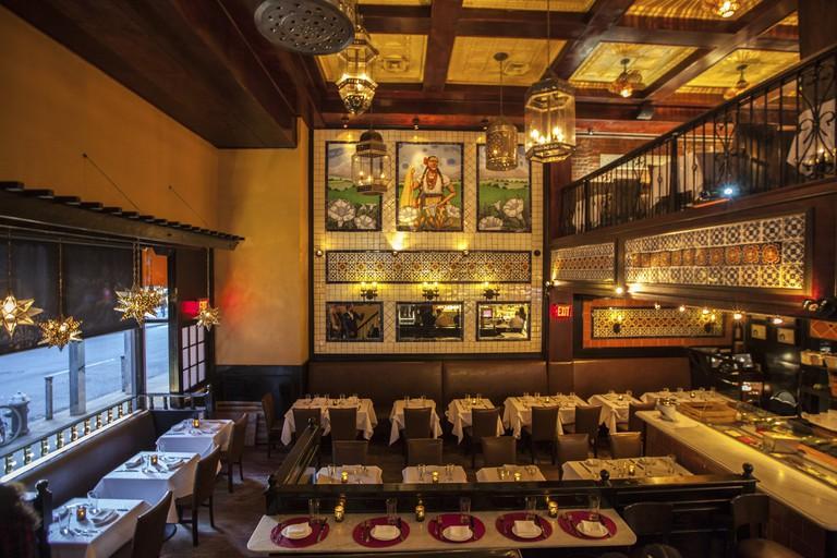 Toloache Restaurant, New York.