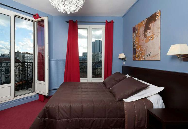 Hôtel Odessa Montparnasse
