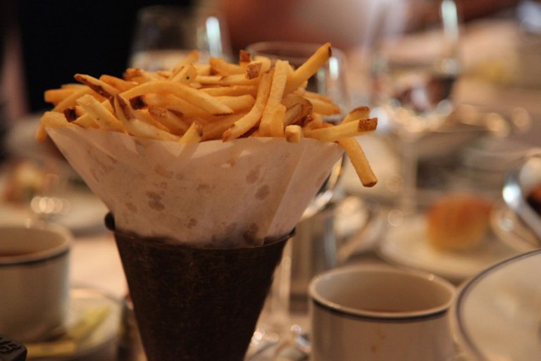 Bouchon French Fries