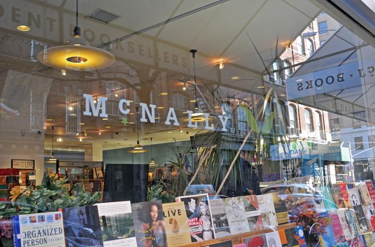 McNally Jackson in New York, USA.