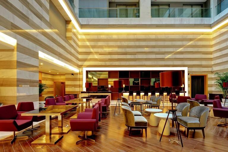 The Bauhinia Hotel