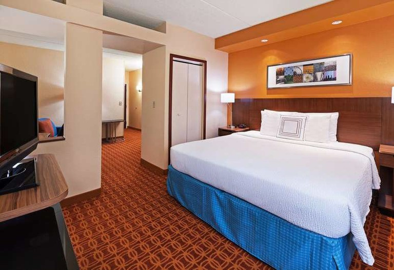 Fairfield Inn & Suites, Austin.