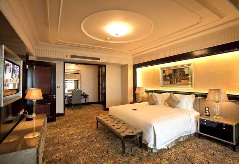 The Chateau Star River Pudong Shanghai delivers five-star luxury to its guests