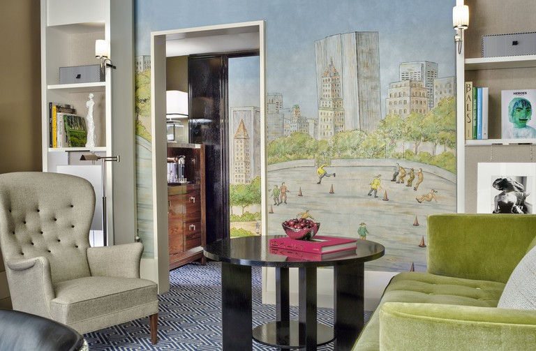 The Carlyle, Madison Avenue