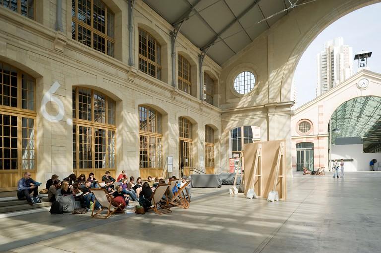 Check out a show at Le Centquatre